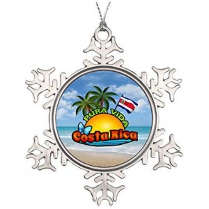 """Costa Rica"" Metallic Souvenirs, 3.15 Inch"