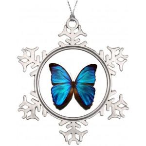 """Butterfly""""Blue"" Metallic Souvenirs, 3 Inch"
