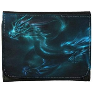 """Chinese Dragon"" Wallet For Man, 4.72x3.74x0.79"""