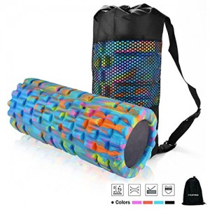"""Trigger Point Foam Roller for Muscles Massage 13"""" x 5.5 """""""