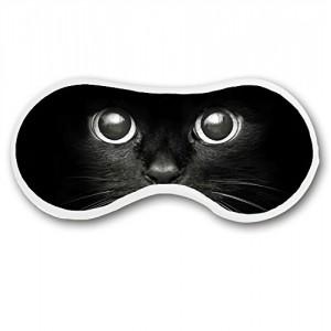 """"""" The Cat Is Watching"""" Deep Rest Sleep Mask Cotton Blends Eye Masks 7.5""""x4.7"""""""