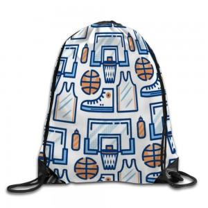 """Motion plan"" Drawstring Bags 14.2""x 17"""