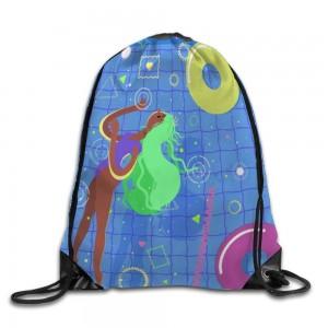 """Swim"" Drawstring Bags 14.2""x 17"""