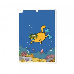 """Animal swimming"" PAD Case for IPAD AIR"