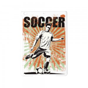 """SOCCER"" PAD Case for IPAD AIR"