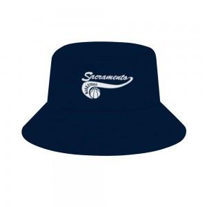 """basketball"" Adult Fisherman's Hat, Navy"