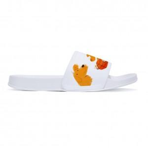 """""""Basketball"""" """"Dog"""" slippers for children White color"""