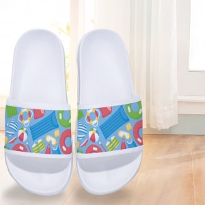 """Cartoon""  Slides for Children White"