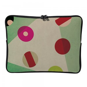 """Ball"" Laptop Sleeve  Multi Size"