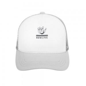 """Bowling""  Adult Trucker Hat"