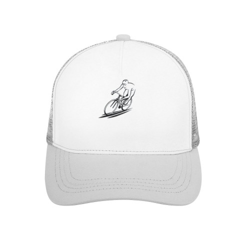 """Bicycle""  Adult Trucker Hat"