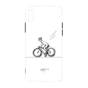 """Bicycle""  TPU Phone case for Mobile Phone"