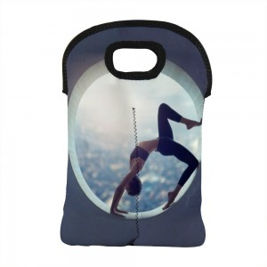 """Sport"" Wine Bag-Double Bottle 10"" x 13"""