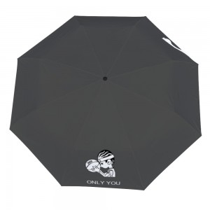 Basketball Lover Customize Three fold Automatic umbrella