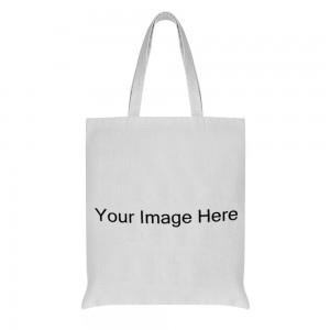 """customize"" Cotton and linen Tote Bag 15""X16.5"""