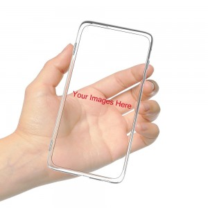 """Customize"" TPU Transparent Phone case for Mobile Phone"