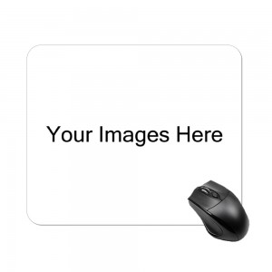 Create your own Rectangle mouse pad