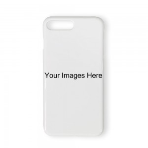 """Customize"" White TPU Phone case for Mobile Phone"