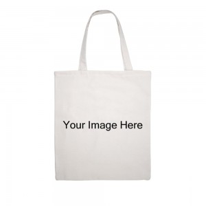 """customize"" Great Martin Canvas Tote Bag 15""X16"""