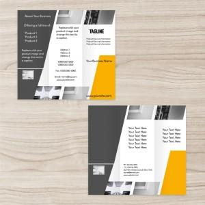 """Technology"" brochure three-fold"