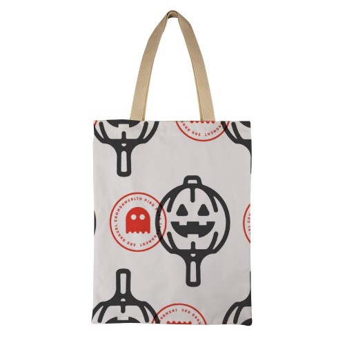 """Pumpkin""  Canvas Tote Bag"