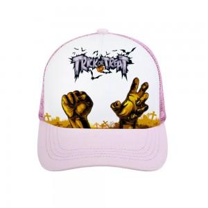 """Halloween Catch"" Adult Trucker Hat"
