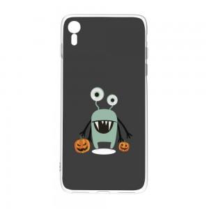 """Halloween""""Customize"" TPU Transparent Phone case for Mobile Phone"