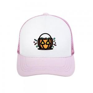 """""""Halloween Candies"""" Adult Trucker Hat"""