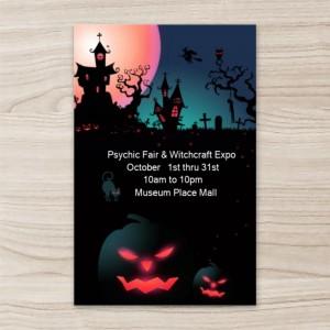 """""""Halloween"""" Vertical Poster"""